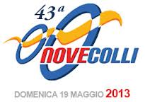 Special offer for cyclists Nine Hills NOVE COLLI 19 Mai 2013 Cesenatico